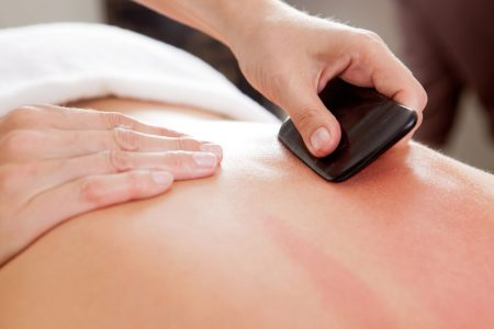 guasha deep tissue massage caversham reading